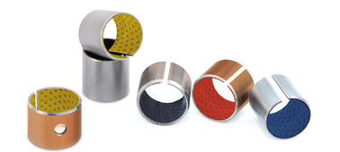 Bague enduite de guide d'incidences | PTFE a enduit la bague - Oiles Bush, incidence d'Oilless, bronze fournisseur